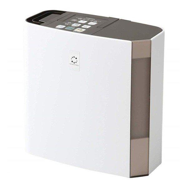 単相100V  ハイブリッド式 加湿器 UF-H5019R チョコブラウン  木造和室8.5畳/プレハブ洋室14畳まで コロナ  500mLタイプ