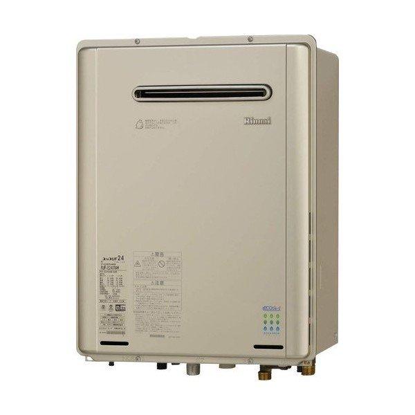 リンナイ ガス給湯器 RUF-EP2401SAW A ガスふろ給湯器 屋外壁掛型 プレゼント オート 即日出荷 24号 設置フリータイプ
