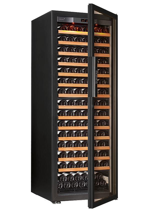 ワインセラー ユーロカーブ  6182V Professionnels 6000シリーズ 収納182本