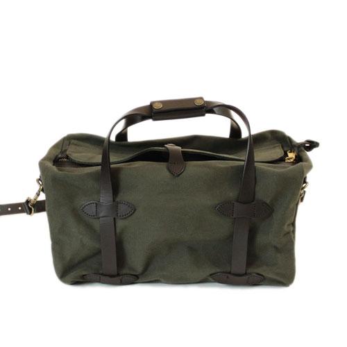【 フィルソン ダッフルバッグ スモール オッターグリーン 正規品 】 FILSON DUFFLE BAG SMALL - OTTER GREEN