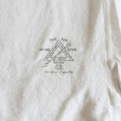[土布] 再生的棉運動衫,礦工短袖子 TEE