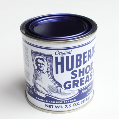 HUBERD 的鞋潤滑脂