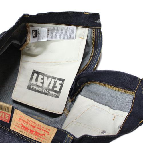"""LEVI'S VINTAGE CLOTHING""551ZXX JEANS 1962 MODEL (19621-0001 RIGID)"