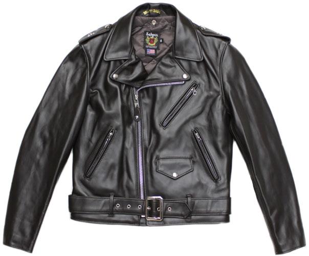 Schott 613US One Star Motorcycle Jacket Brown - Japan Exclusive