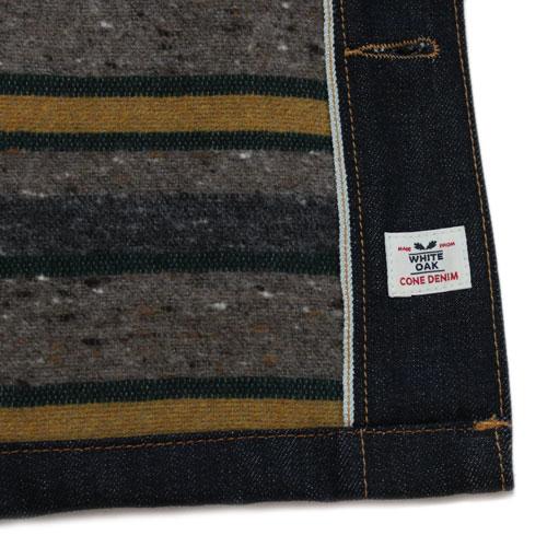 TELLASON 日本毯內襯套裝夾克 16.5 盎司