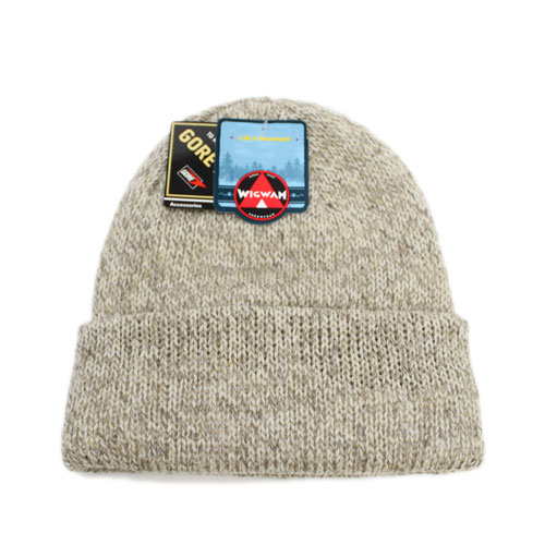 It is a knit cap of the WIGWAM