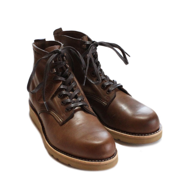 WOLVERINE 1000 Mile Collection PRESTWICK BROWN (Horween Leather) W00915
