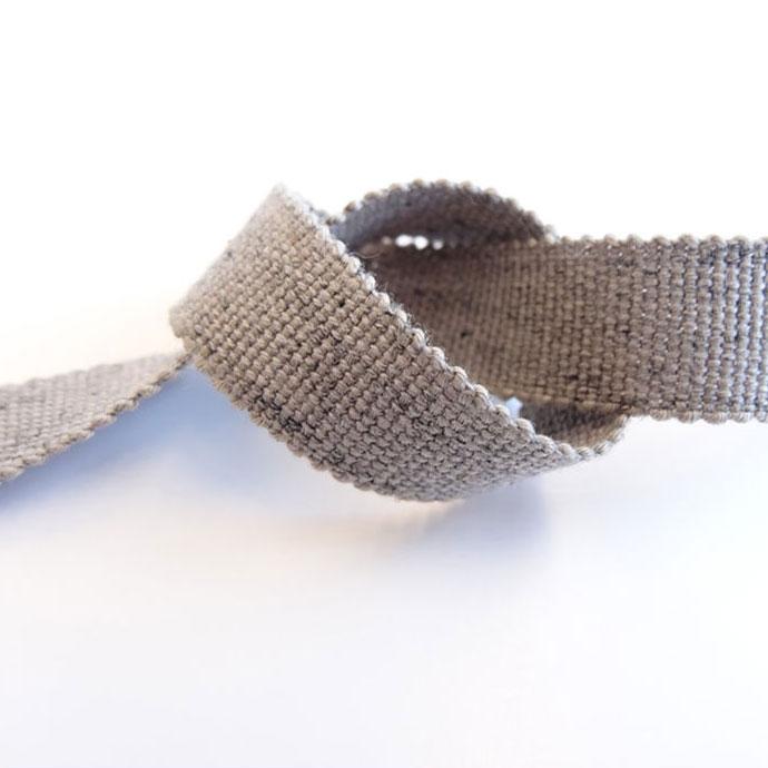 綿麻 グログラン テープ 18mm 30m巻 全7色 SHINDO リボン 手芸 SIC-169-180