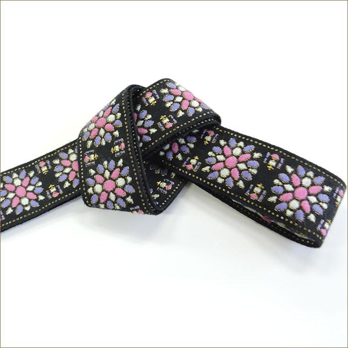 チロル テープ チロリアン 30m巻 全5色 手芸用 SHINDO 服飾用 リボン sic-2096