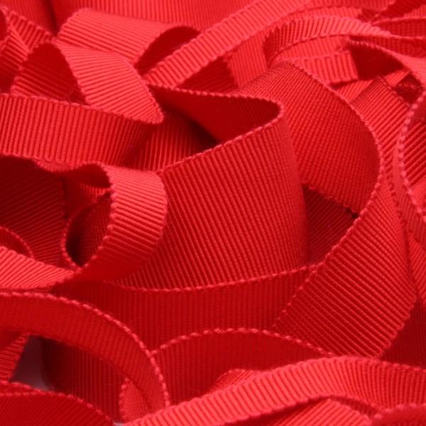 プロも絶賛 上品な光沢で高級感溢れる日本製グログランリボン グログランリボン 期間限定で特別価格 レーヨン 15mm レッド 手芸 激安通販ショッピング FUJIYAMA ラッピング 9.14M巻 服飾 RIBBON