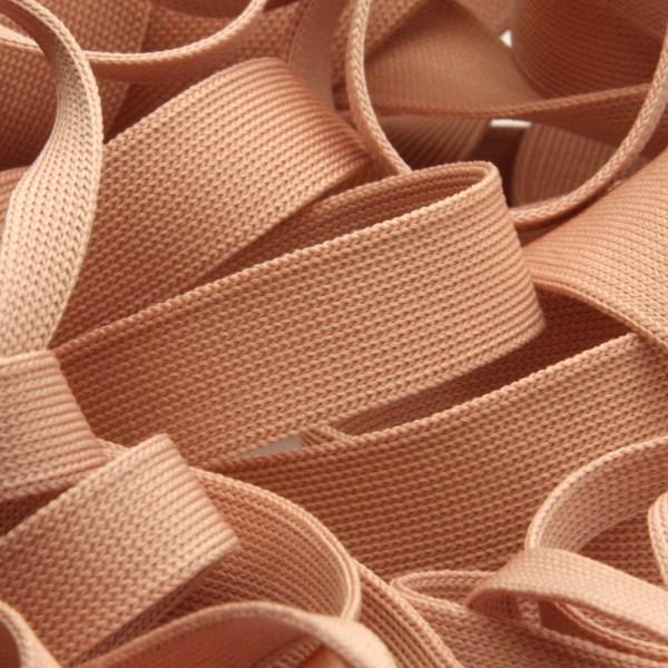 どんな生地とも相性 肌当たり良く柔らかな日本製ニットテープ 薄手ニットテープ ポリエステル 12mm ダスティーピンク FUJIYAMA タイムセール 手芸 9.14M巻 服飾 公式ストア RIBBON ラッピング