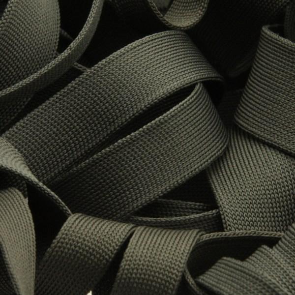 返品交換不可 どんな生地とも相性 肌当たり良く柔らかな日本製ニットテープ 薄手ニットテープ ポリエステル 12mm ダークグレー 大決算セール 手芸 9.14M巻 服飾 ラッピング FUJIYAMA RIBBON
