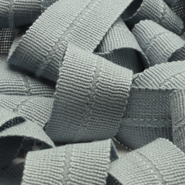 定番の人気シリーズPOINT ポイント 入荷 アウターや帽子 カバンの縁取りに最適 ウール製メートライン ニットバインダーテープ 超歓迎された ウール 13x13mm シャドーブルー 9.14M巻 バイアステープ RIBBON 服飾 メートライン FUJIYAMA 手芸