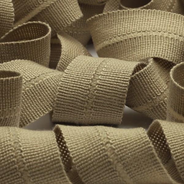 アウターや帽子 カバンの縁取りに最適 ウール製メートライン ニットバインダーテープ ウール 13x13mm ベージュ FUJIYAMA 9.14M巻 品質検査済 メートライン バイアステープ 25%OFF 手芸 服飾 RIBBON