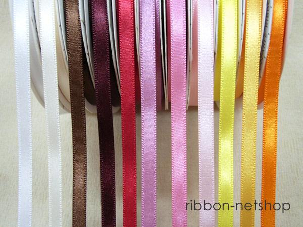 Single satin ribbon 6 mm I-RI-27