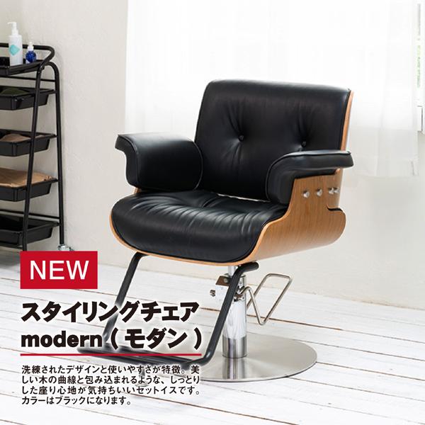 【新品/送料無料】『 スタイリングチェア modern (モダン) 』