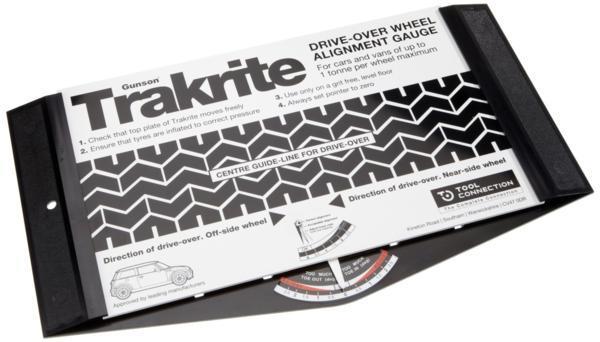 Gunson トラックライト TRAKRITE サイドスリップテスター アライメントゲージ