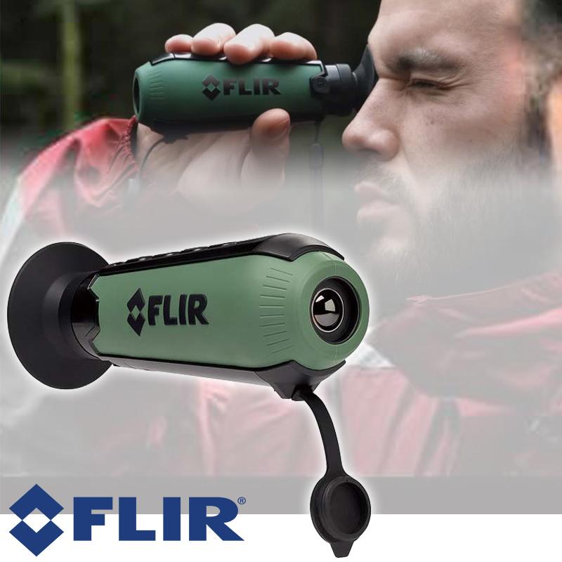 FLIR フリアースカウトTK サーマル暗視スコープ