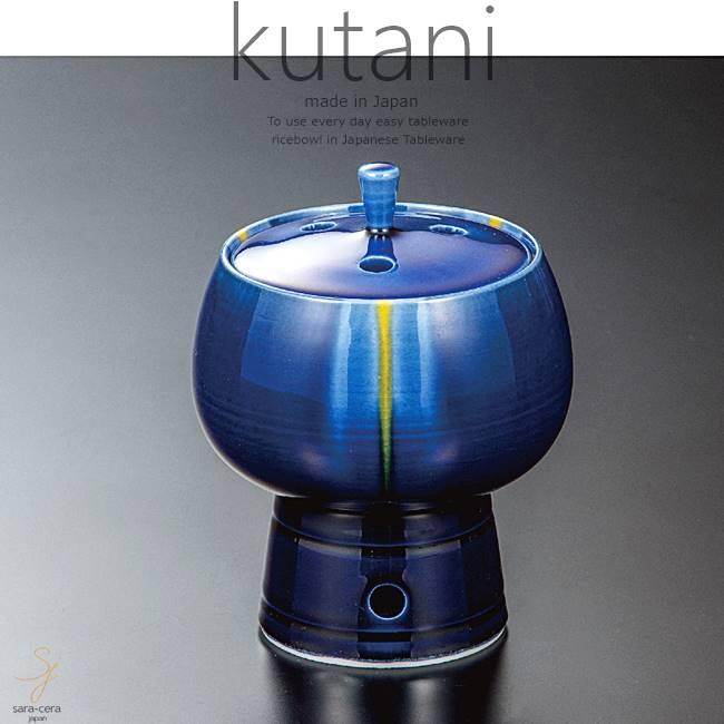 九谷焼 3.5号香炉 釉彩 和食器 日本製 ギフト おうち ごはん うつわ 陶器