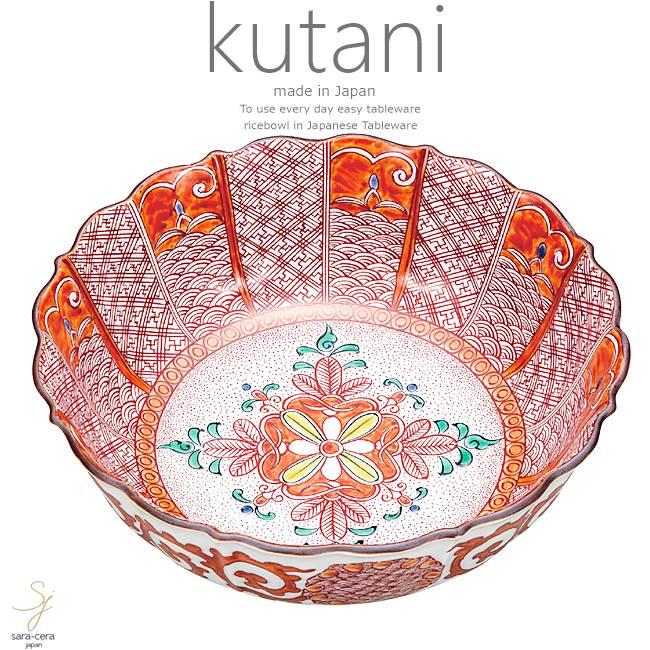 九谷焼 6号鉢 ボウル ボール 飯田屋 和食器 日本製 ギフト おうち ごはん うつわ 陶器