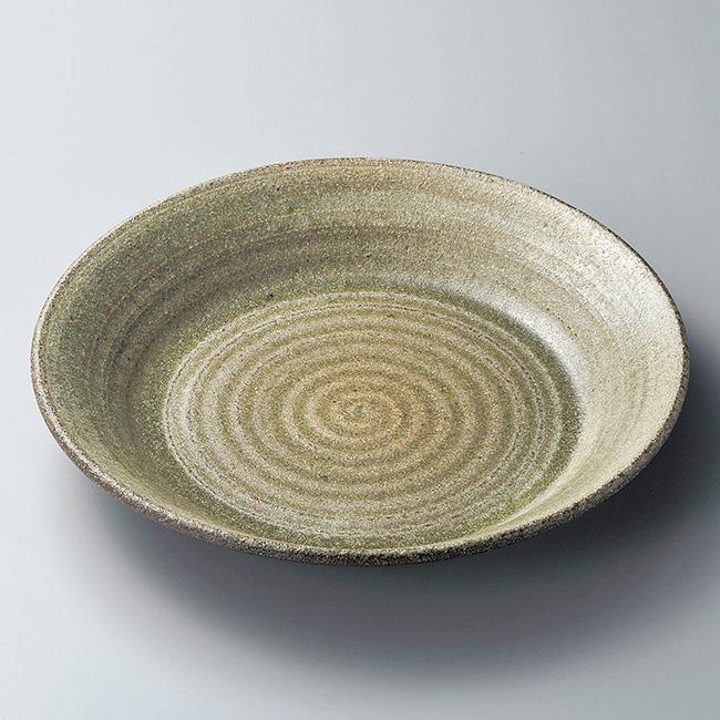 和食器 古窯 皿鉢 信楽焼 39×6cm プレート うつわ おさら おうち 陶器 カフェ おしゃれ 軽井沢 春日井
