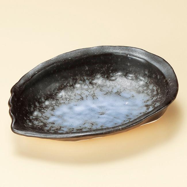 和食器 カフェ 食器 マート 陶器 おうち ギフト おしゃれ 日本 アワビ型陶板 プレゼント ごはん 小 耐熱 直火 土鍋 うつわ 萬古焼 <セール&特集>
