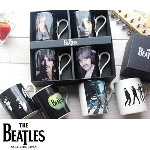 【送料無料】8個セット THE BEATLES ビートルズコレクターセットマグカップ ジョン ポール ジョージ リンゴ