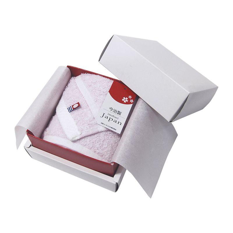 引っ越し 挨拶 日本全国 優先配送 送料無料 タオル ギフト 内祝い お返し プレゼント 今治ぼかしフェイスタオル ごあいさつ あ TMS100P 結婚内祝い 出産内祝い 快気内祝い 新築内祝い ギフトセット ピンク