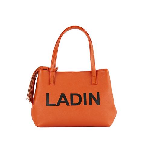 LADIN(ラディン)2020年春夏新作/2020SS ゴルフバック【オレンジ/orange】【カートバッグ/ラウンドポーチ】【ユニセックス/メンズ/レディース】【ポーチ付き/取外し可能なタッセル付き】【カバン】【送料無料】
