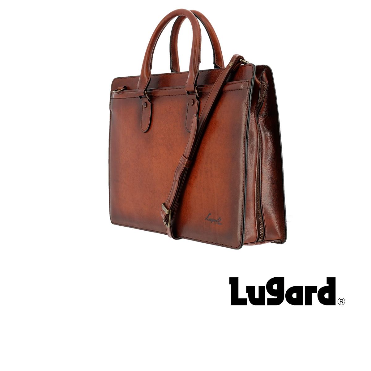 青木鞄 ブリーフケース 5228 Lugard G3 | ショルダーバッグ ビジネスバッグ メンズ レザー 本革[bef][PO10]