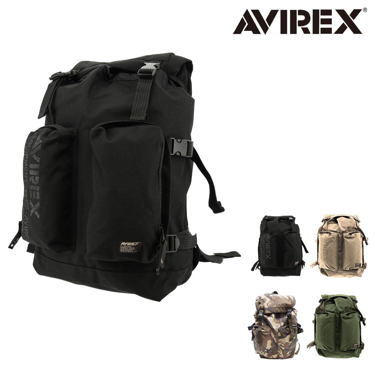 アヴィレックス リュック イーグル メンズ AVX3511 AVIREX | キャンバス 撥水[bef][PO10]
