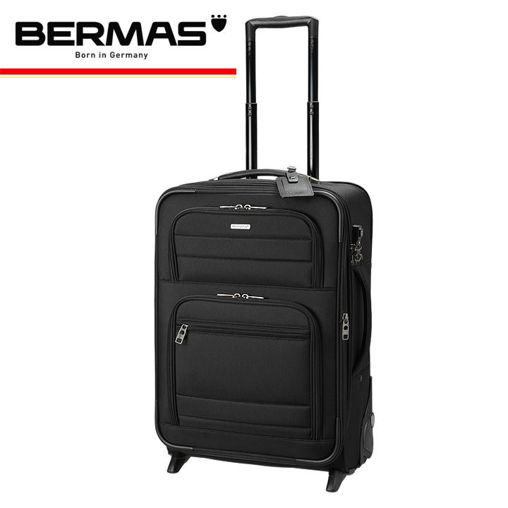 バーマス スーツケース 2輪 縦型 ファンクションギアプラス|41L 57cm 4.7kg 60424|拡張 1年保証 ソフト ファスナー TSAロック搭載 [PO10][bef]