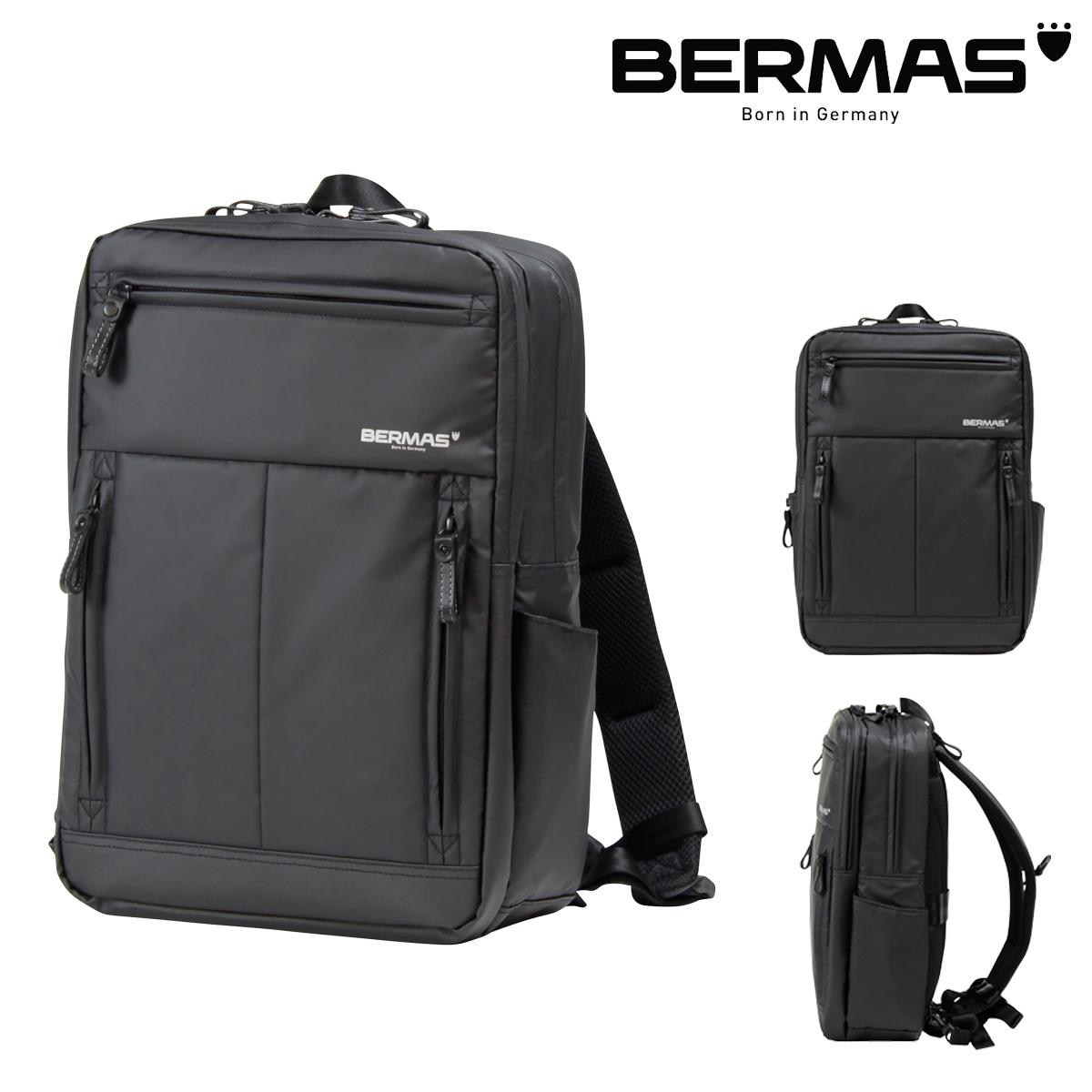 バーマス ビジネスリュック リュック A4 アルスフェルト メンズ 60352 BERMAS バックパック キャリーオン 撥水 [PO10][bef]