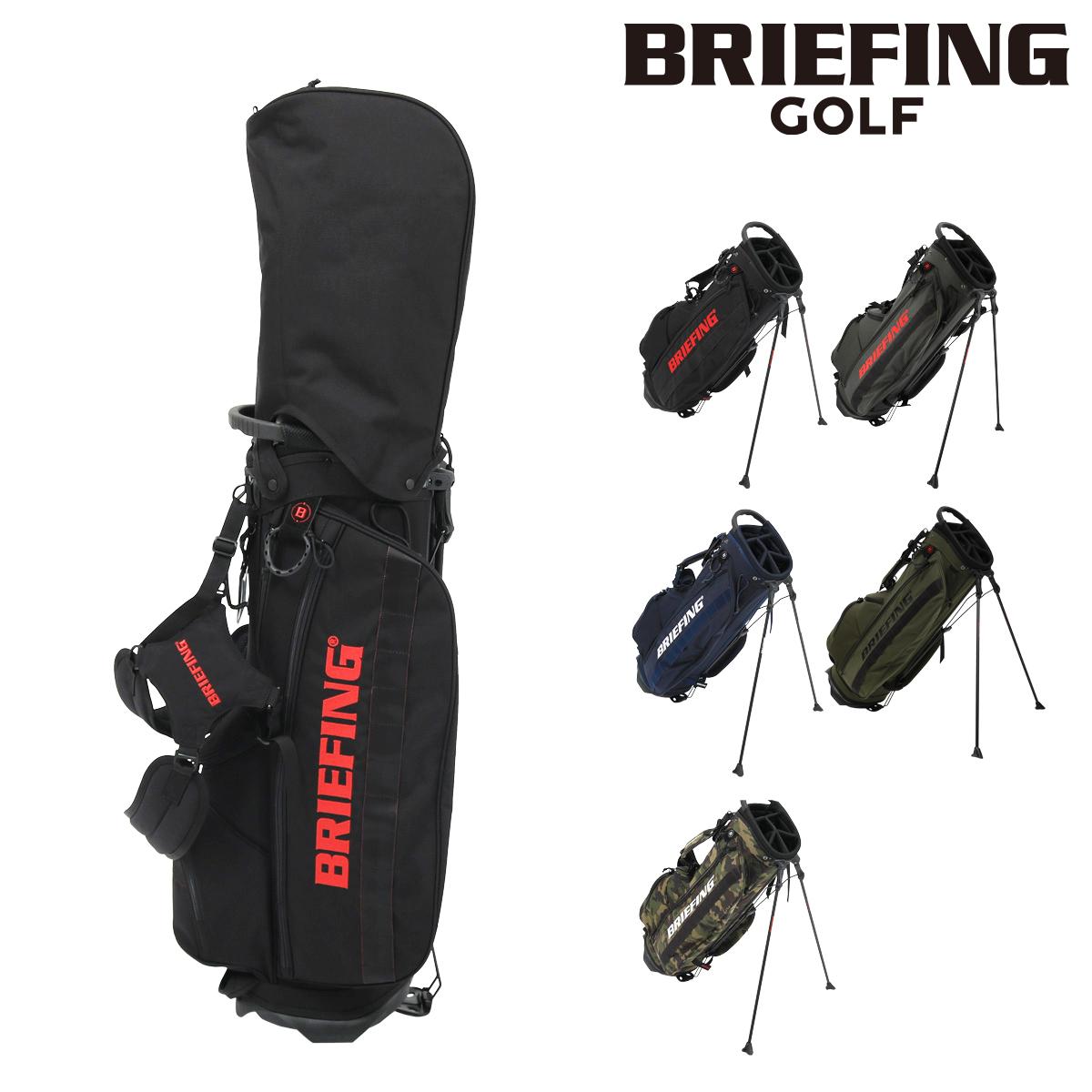 ブリーフィング ゴルフ キャディバッグ メンズ BRG183701 BRIEFING CR-4 #01[PO10][bef][即日発送]