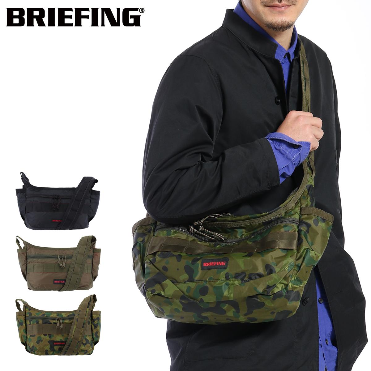 ブリーフィング ショルダーバッグ メンズ DAY TRIPPERS BRA201L27 BRIEFING   軽量 パッカブル[即日発送]