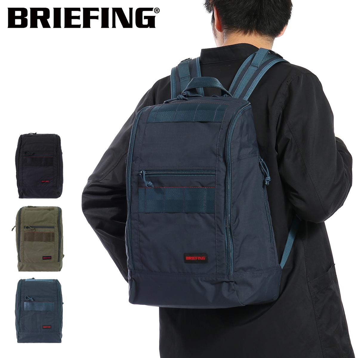 ブリーフィング リュック MODULEWARE メンズ BRM183101 BRIEFING   リュックサック[即日発送]