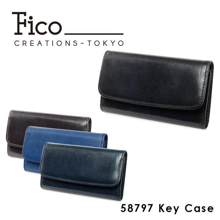 フィーコ キーケース 58797 ドゥーロ 【 メンズ レザー 】【 1年保証 】[bef][PO5]