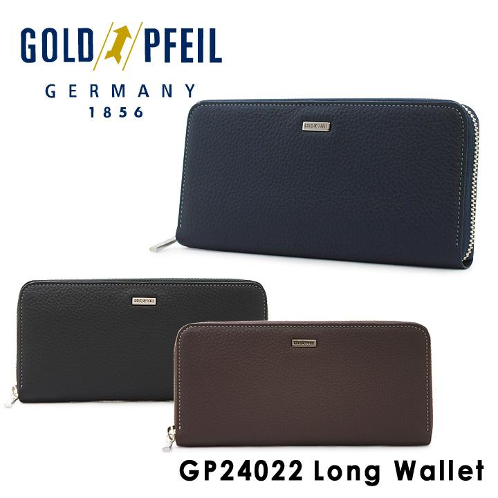 8d5fb7da08fc bef PO10 送料無料 1年保証 ゴールドファイル 長財布 GP24022 -www ...
