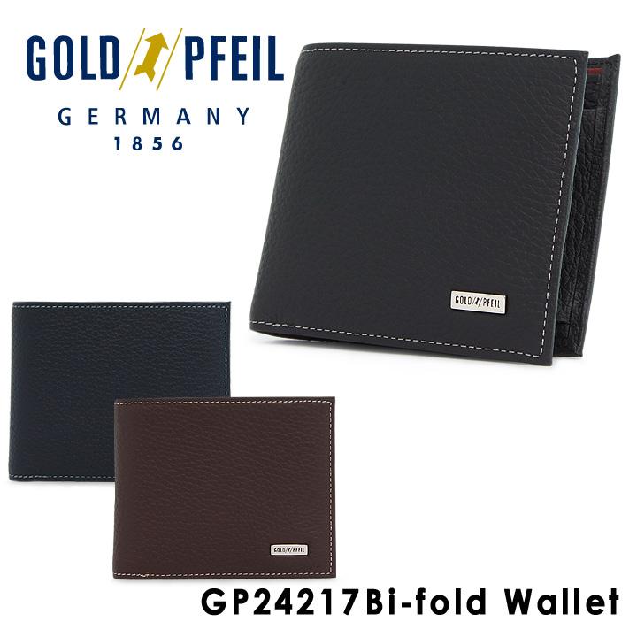 二つ折り財布 ゴールドファイル GP24217 【 1年保証 】[bef][PO10]