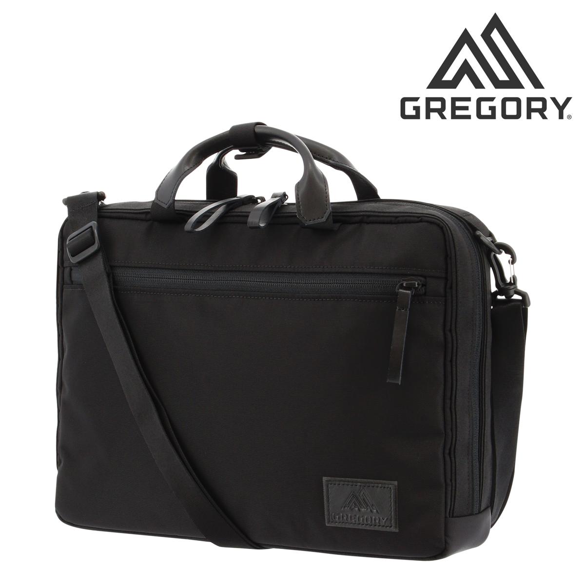 グレゴリー ビジネスバッグ 2WAY A4 メンズPLG-408 GREGORY | ブリーフケース[PO5][即日発送]
