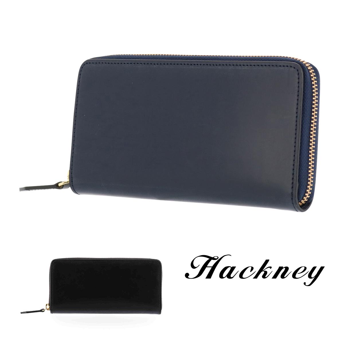 ハックニー Hackney 長財布 HK-900 | ラウンドファスナー 財布 ブライドルレザー イタリアンレザー メンズ[bef][PO10]