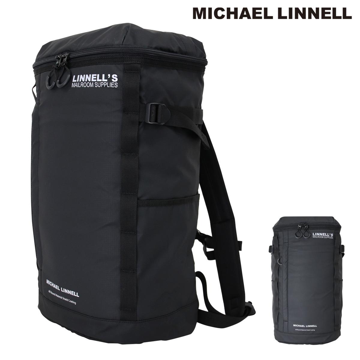 マイケルリンネル リュック 31L メンズ レディース MLAC-14 MICHAEL LINNELL | リュックサック 軽量 撥水 [PO10][母の日]
