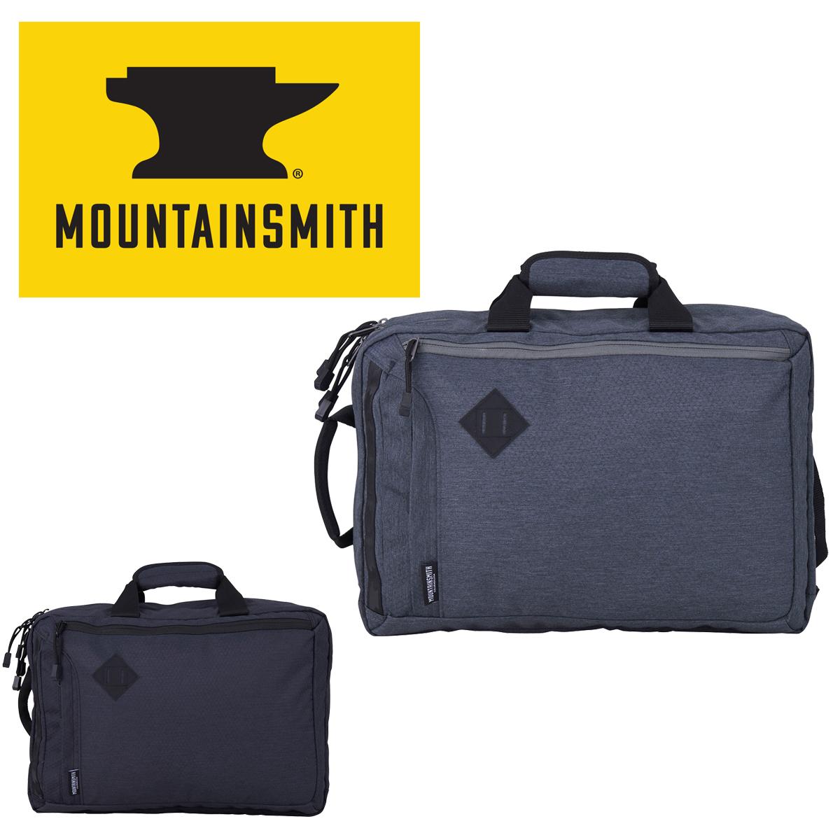 マウンテンスミス MOUNTAIN SMITH ブリーフケース 65394 CODY5 【 ビジネスバッグ バックパック リュック 2WAY 】[bef][PO10]