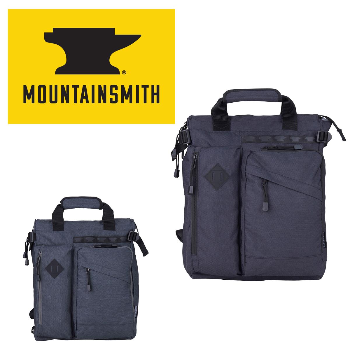 マウンテンスミス MOUNTAIN SMITH リュック 65395 CODY5 【 ビジネスバッグ バックパック リュック 2WAY 】[bef][PO10]