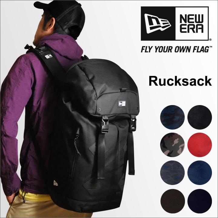 ニューエラ リュック Rucksack 【 NEWERA ラックサック 】【 バックパック デイパック 】 【 リュックサック 】【PO10】【bef】【即日発送】