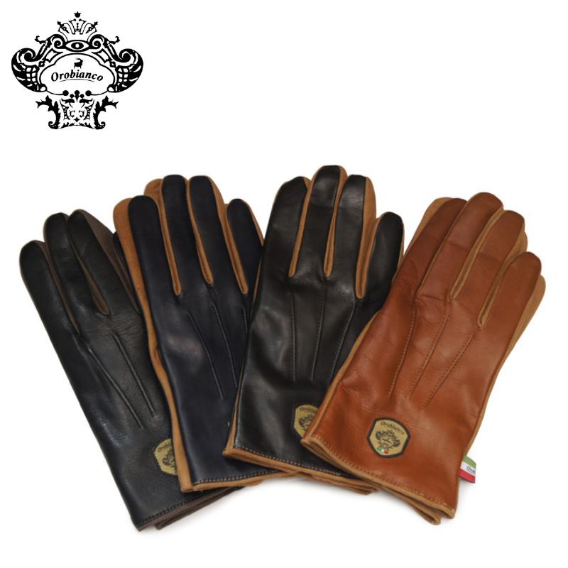 オロビアンコ 手袋 メンズ ORM-1531 【 男性用 グローブ 】【PO5】【bef】【即日発送】