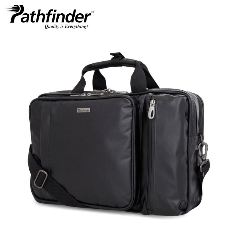 パスファインダー Pathfinder ブリーフケース PF5402B Pevolution 3 【 3WAY ショルダーバッグ リュックサック ビジネスバッグ メンズ 止水 】[bef][PO10]