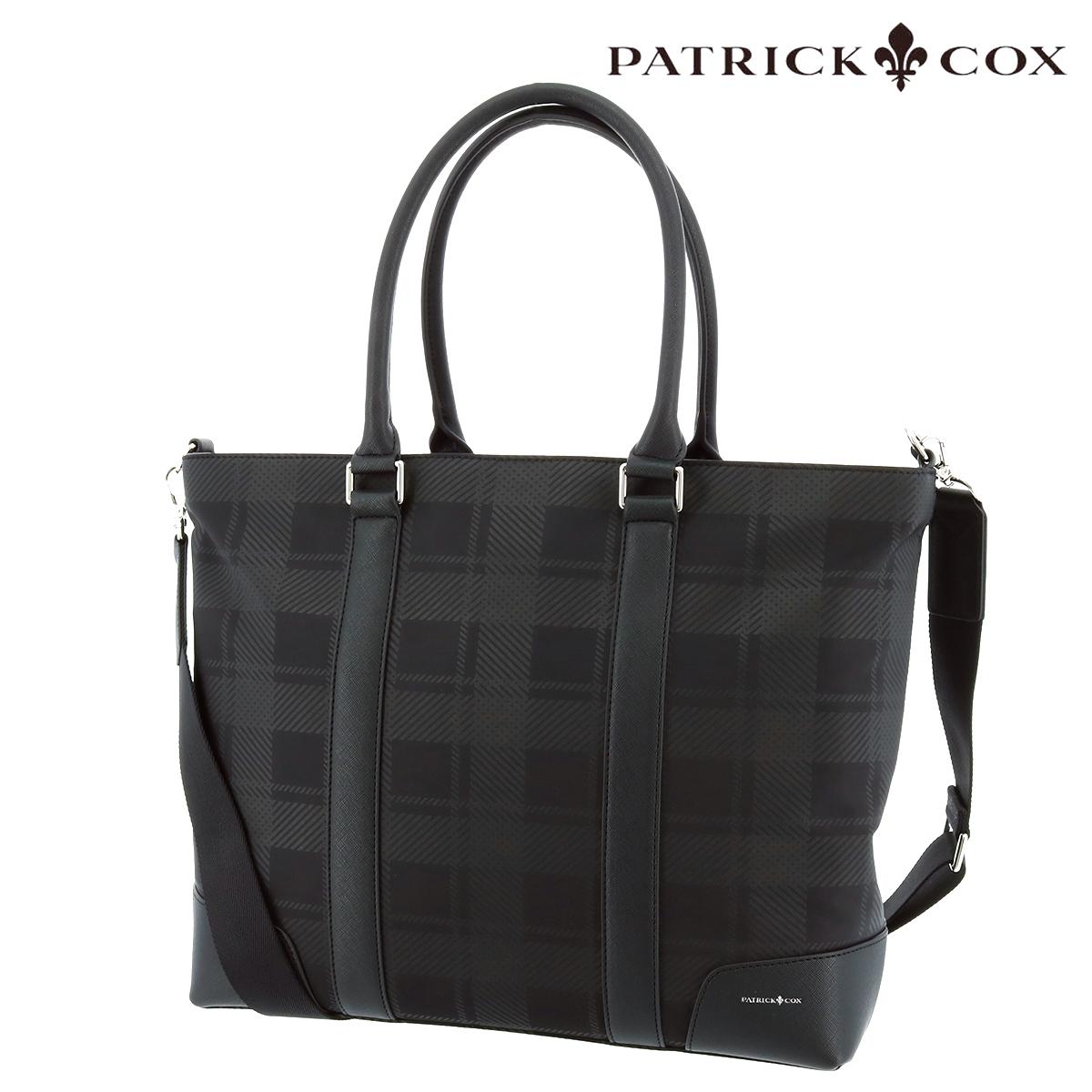 パトリックコックス トートバッグ A4 メンズ PXMH0BT2 PATRICK COX