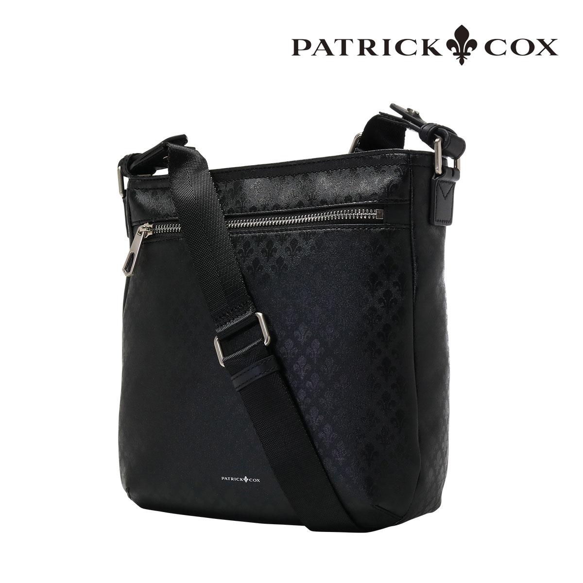 パトリックコックス ショルダーバッグ キングスキャンバス メンズ PXMH7JS3 PATRICKCOX[bef]
