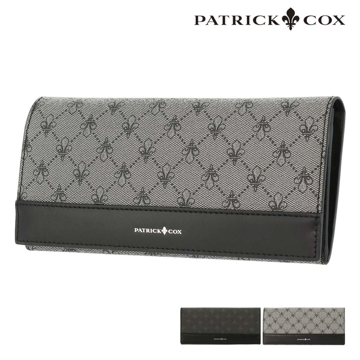 パトリックコックス 長財布 プレイドキングス メンズ レディース PXMW9LT1 PATRICK COX | 牛革 本革 レザー [bef]